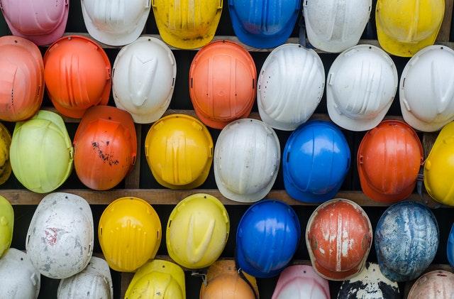 Construction hat image