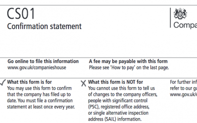 What is a Company Confirmation Statement ?